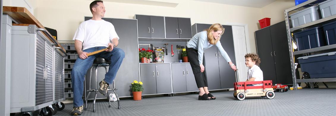 Pvc floor tiles garage interlocking