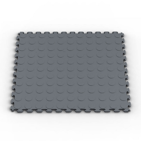 Pvc Floor Tiles Riased Coin Sample Tiles