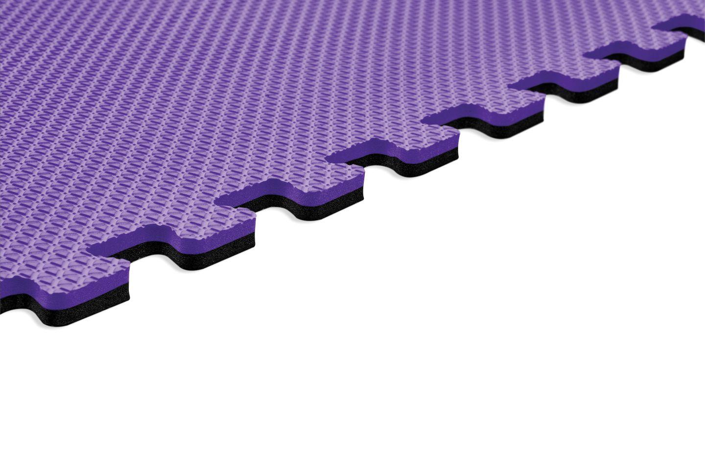 Norsk Truly Reversible Foam Floor Mat Sample Tiles